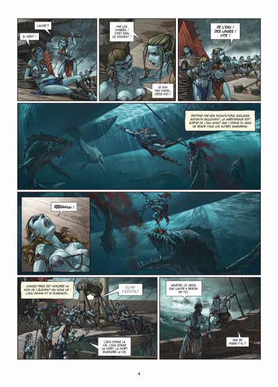 Page 2 Elfes tome 5