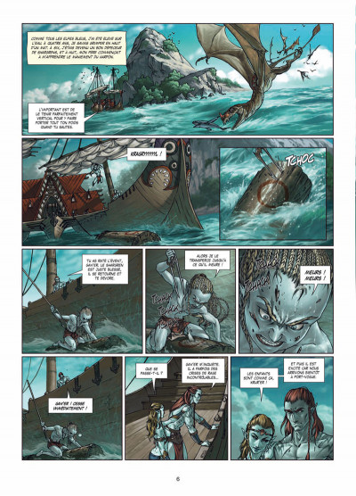 Page 4 Elfes tome 5