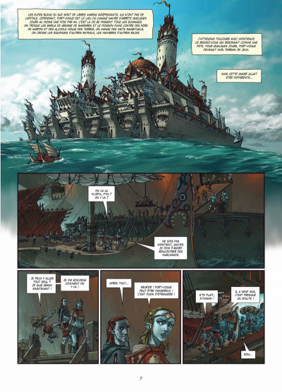 Page 5 Elfes tome 5