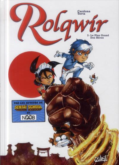 image de Rolqwir Tome 2 - Le Plus Grand des héros