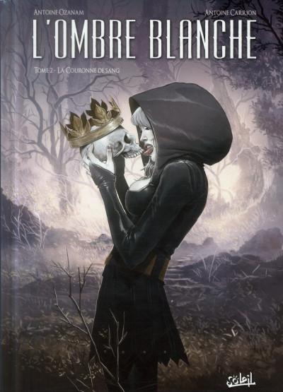 image de L'ombre blanche tome 2 - La couronne de sang
