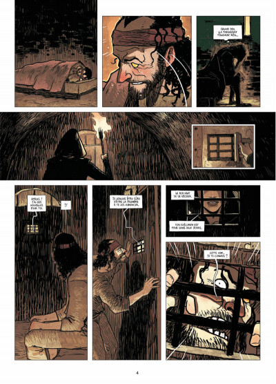 Page 2 L'ombre blanche tome 2