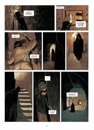 Page 3 L'ombre blanche tome 2
