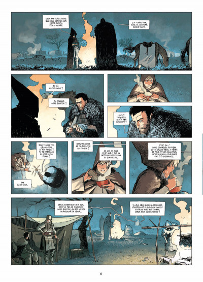Page 4 L'ombre blanche tome 2