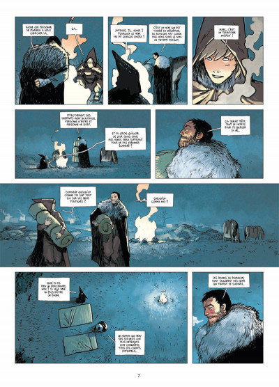 Page 5 L'ombre blanche tome 2