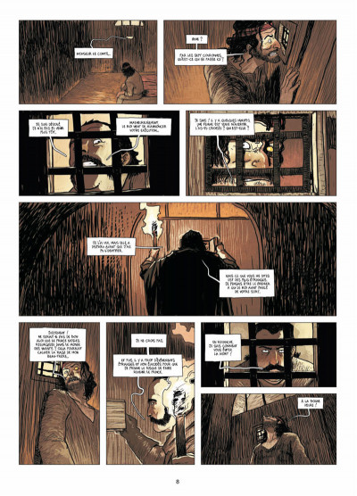 Page 6 L'ombre blanche tome 2
