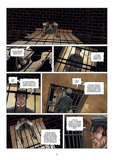 Page 7 Sherlock Holmes - Crime Alleys Tome 2 - Vocations forcées