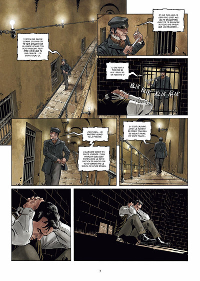Page 8 Sherlock Holmes - Crime Alleys Tome 2 - Vocations forcées