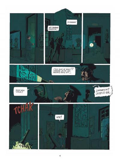 Page 2 Harry Dickson Tome 11 - Le Semeur d'angoisse (nouvelle édition)