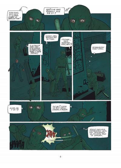Page 3 Harry Dickson Tome 11 - Le Semeur d'angoisse (nouvelle édition)