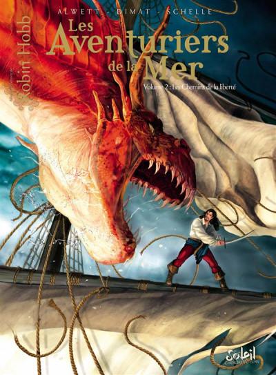 image de Les Aventuriers de la mer tome 2 - Les Chemins de la liberté
