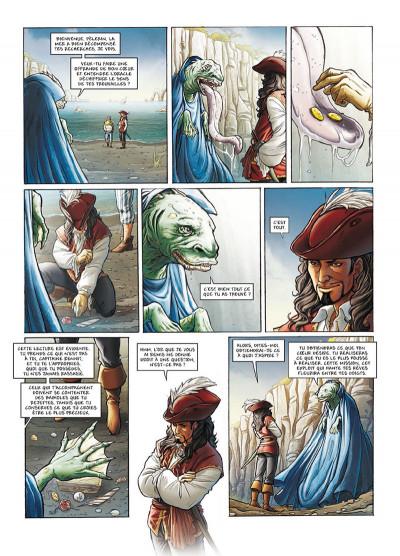 Page 4 Les Aventuriers de la mer tome 2 - Les Chemins de la liberté