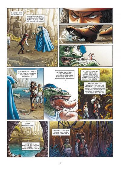 Page 5 Les Aventuriers de la mer tome 2 - Les Chemins de la liberté