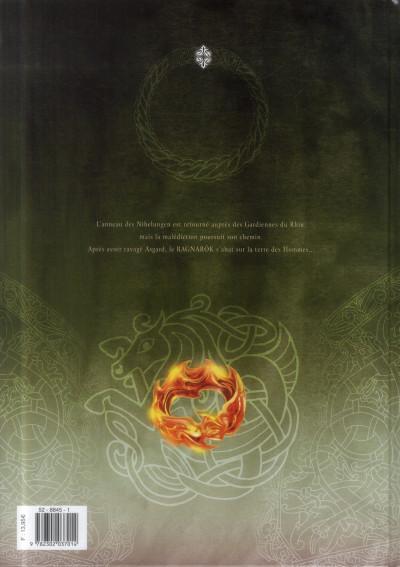 Dos Le crépuscule des dieux tome 8