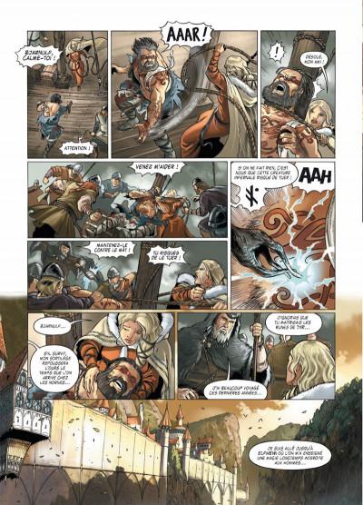 Page 2 Le crépuscule des dieux tome 8