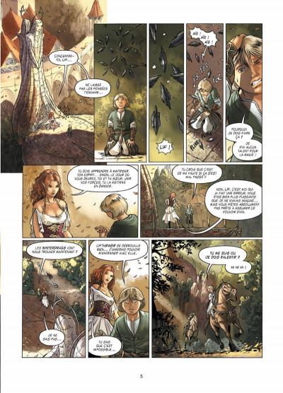 Page 3 Le crépuscule des dieux tome 8