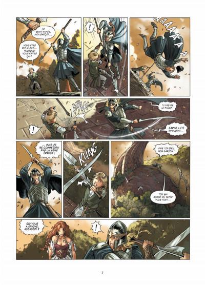 Page 5 Le crépuscule des dieux tome 8
