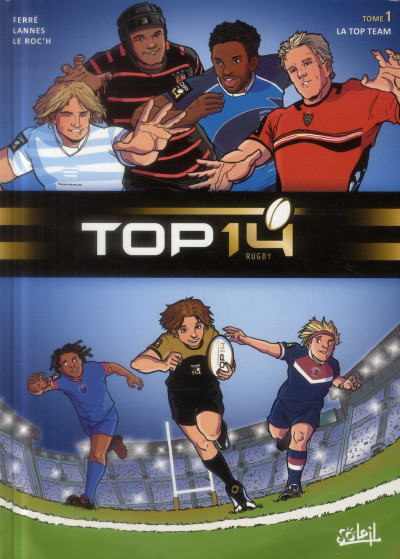 image de Top 14 Tome 1 - La Top Team
