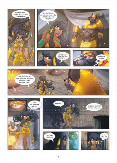 Page 3 Atalante l'Odyssée tome 1
