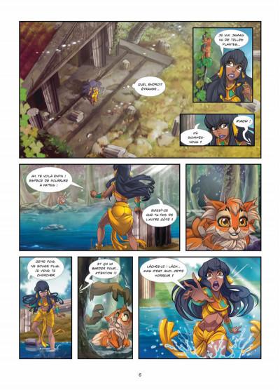 Page 4 Atalante l'Odyssée tome 1