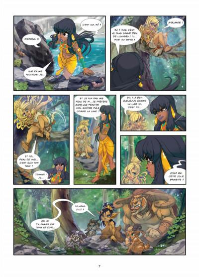 Page 5 Atalante l'Odyssée tome 1