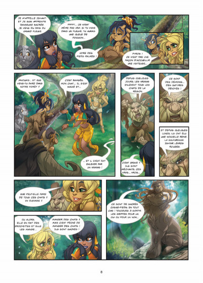 Page 6 Atalante l'Odyssée tome 1