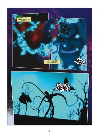 Page 3 TMNT - Les Tortues Ninja Tome 3 - Robots et cerveaux