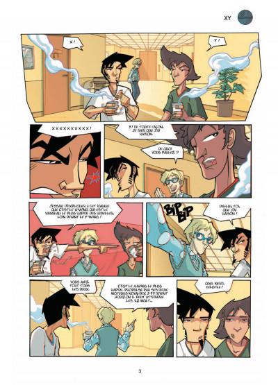 Page 1 Les Geeks - Best of en 3D