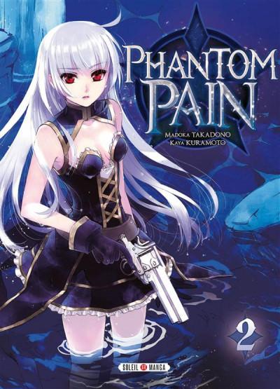 Couverture Phantom Pain Tome 2