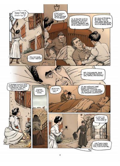Page 2 Harry Dickson Tome 13 - L'Héritage maudit de Rennes-le-Château