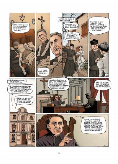 Page 3 Harry Dickson Tome 13 - L'Héritage maudit de Rennes-le-Château