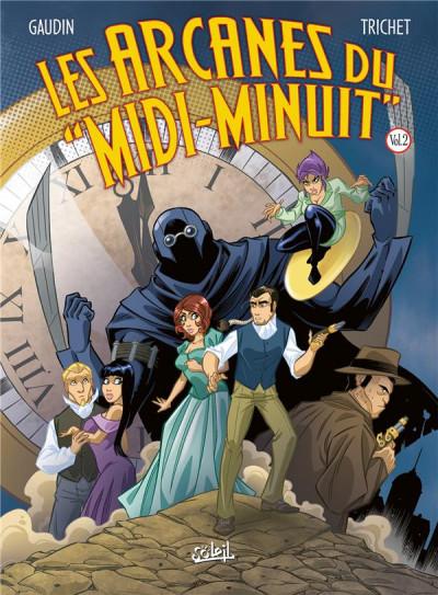 """image de Les Arcanes du """"Midi-Minuit"""" - Intégrale Tome 5 à Tome 8"""