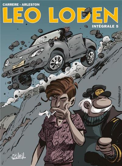 Couverture Léo Loden - intégrale tome 5