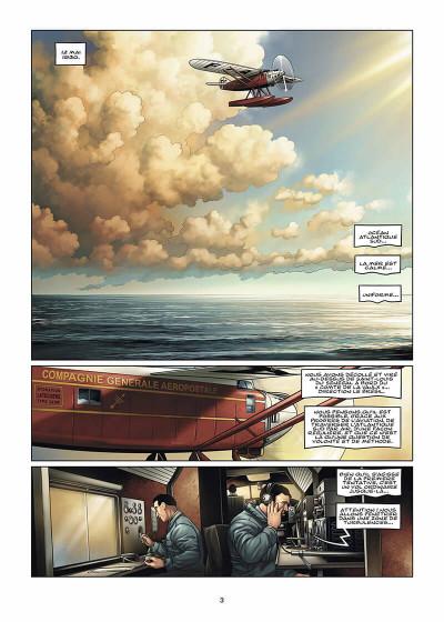 Page 4 L'Aéropostale - Des pilotes de légende Tome 2 - Mermoz