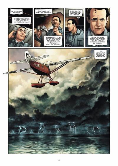 Page 5 L'Aéropostale - Des pilotes de légende Tome 2 - Mermoz
