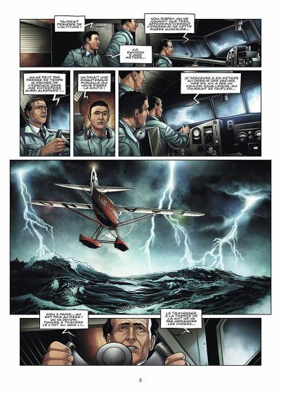 Page 6 L'Aéropostale - Des pilotes de légende Tome 2 - Mermoz