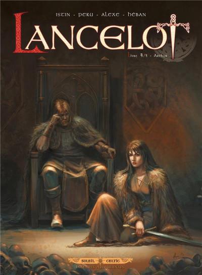 Couverture Lancelot Tome 4 - Arthur