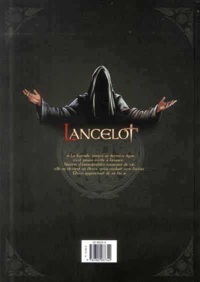 Dos Lancelot Tome 4 - Arthur
