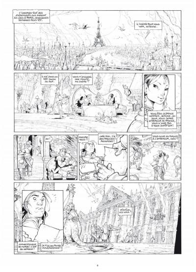 Page 5 Ekhö monde miroir tome 2 - Édition luxe noir et blanc