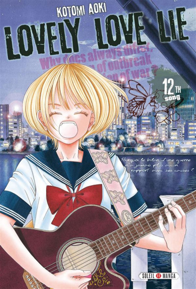 Couverture Lovely Love Lie Tome 12