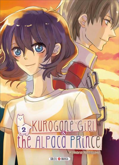 image de Kurogane Girl & the Alpaca Prince Tome 2