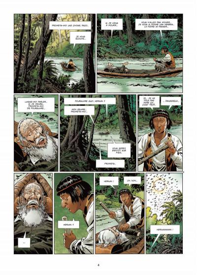 Page 2 Badlands Tome 1 - L'Enfant-hibou