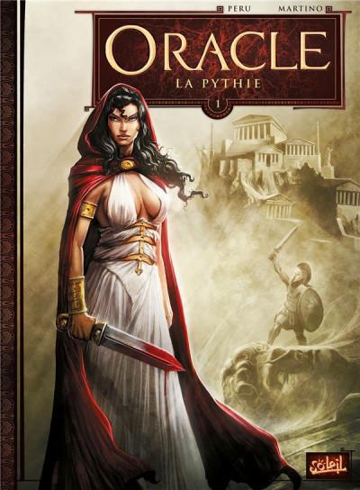 image de Oracle Tome 1 - La Pythie
