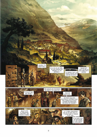 Page 1 Oracle tome 1 - La pythie