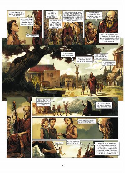 Page 2 Oracle tome 1 - La pythie