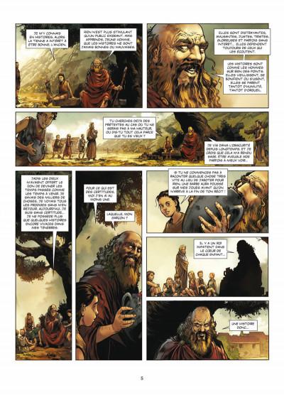 Page 3 Oracle tome 1 - La pythie
