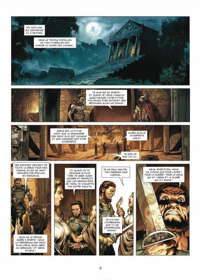 Page 4 Oracle tome 1 - La pythie