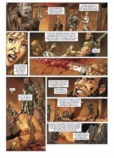 Page 5 Oracle tome 1 - La pythie