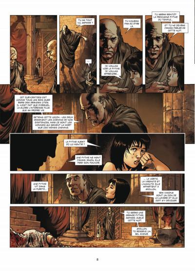 Page 6 Oracle tome 1 - La pythie
