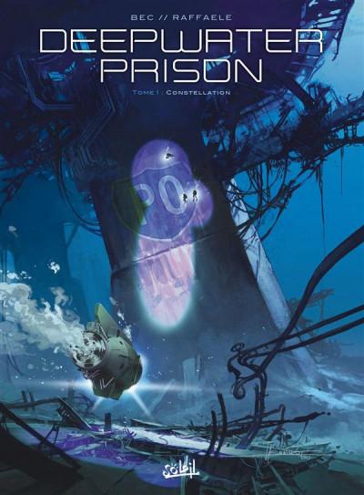 image de Deepwater Prison Tome 1 - Constellation